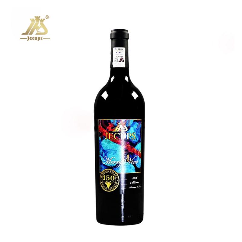 澳洲原装进口葡萄酒 吉卡斯藤悦(150)巴洛萨干红葡萄酒750ml单瓶装
