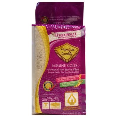纯度100%MBK 原装进口 泰国茉莉香米 2kg真空包