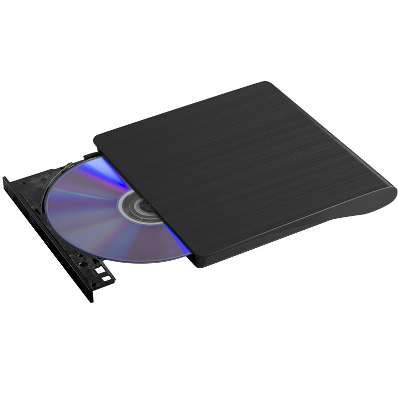 精米USB3.0外置光驱外接移动CD/DVD光盘刻录机台式笔记本电脑一体机通用
