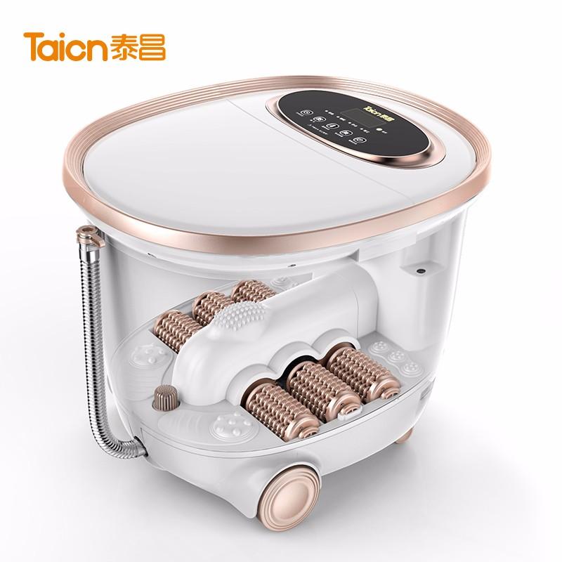 泰昌(Taicn)TC-1700足浴盆全自动加热按摩洗脚盆足浴器电动泡脚盆家用深桶