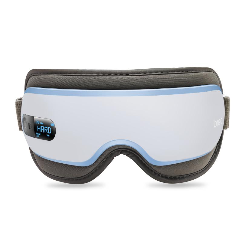 倍轻松(breo)眼部按摩器 iSee18 眼部按摩仪 护眼仪 高频振动 气压热敷眼睛按摩
