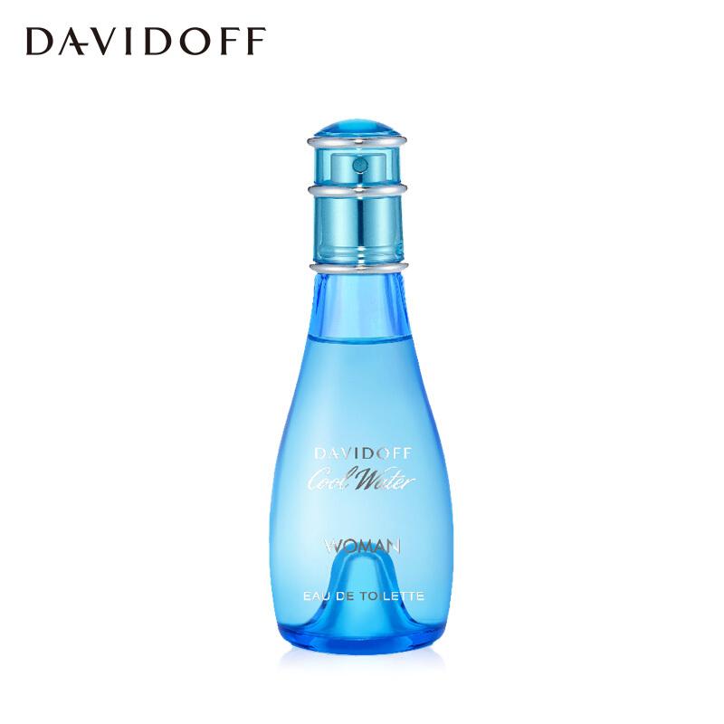 大衛杜夫(Davidoff)冷水女士香氛 30ml(女士淡香水)