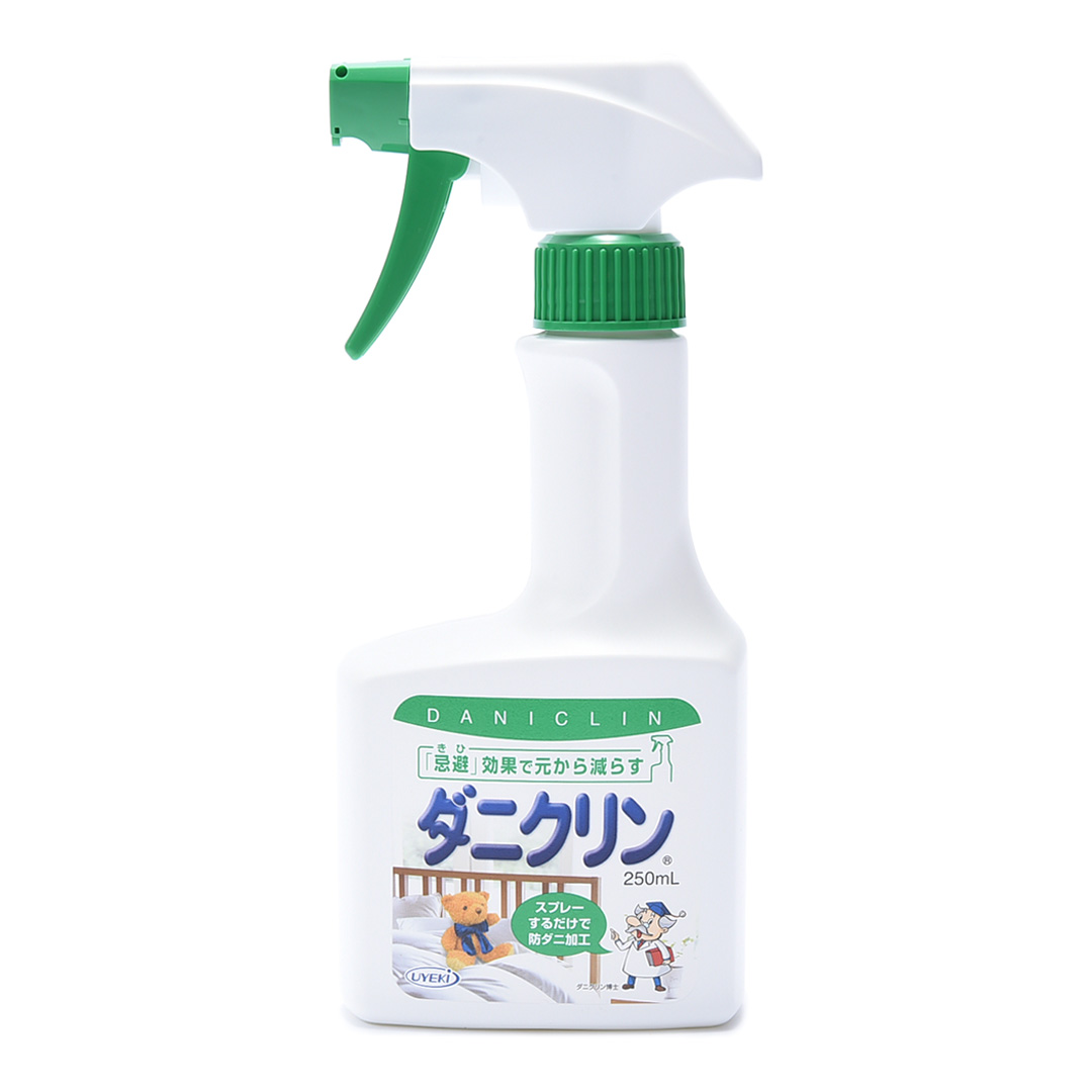 UYEKI 專業除螨蟲噴劑 無香型 250ml