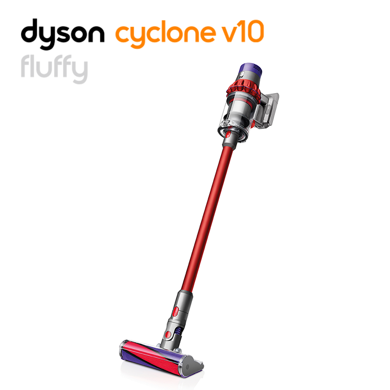 戴森(dyson)無線手持吸塵器V10fluffy