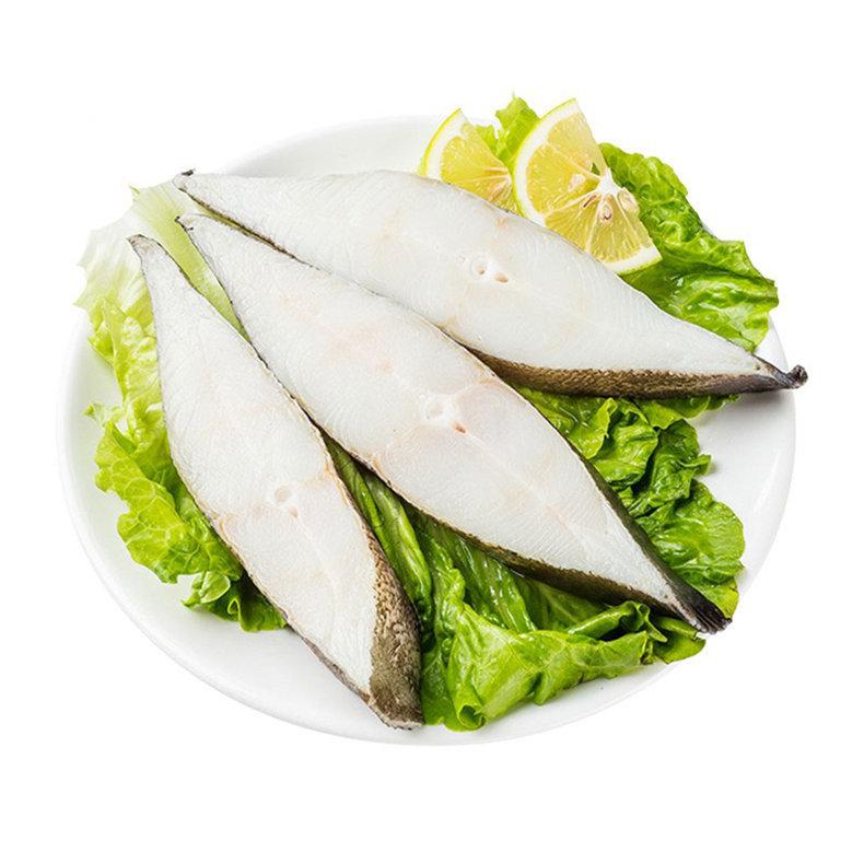 永沁 大西洋比目鱼扒 贴体包装 250g/袋