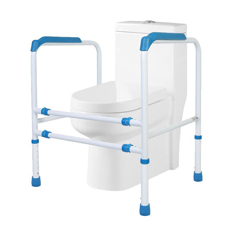 好步(HEPO)老人無障礙馬桶扶手架殘疾人衛生間廁所扶手老年人用品浴室扶手助力架坐便椅 馬桶扶手