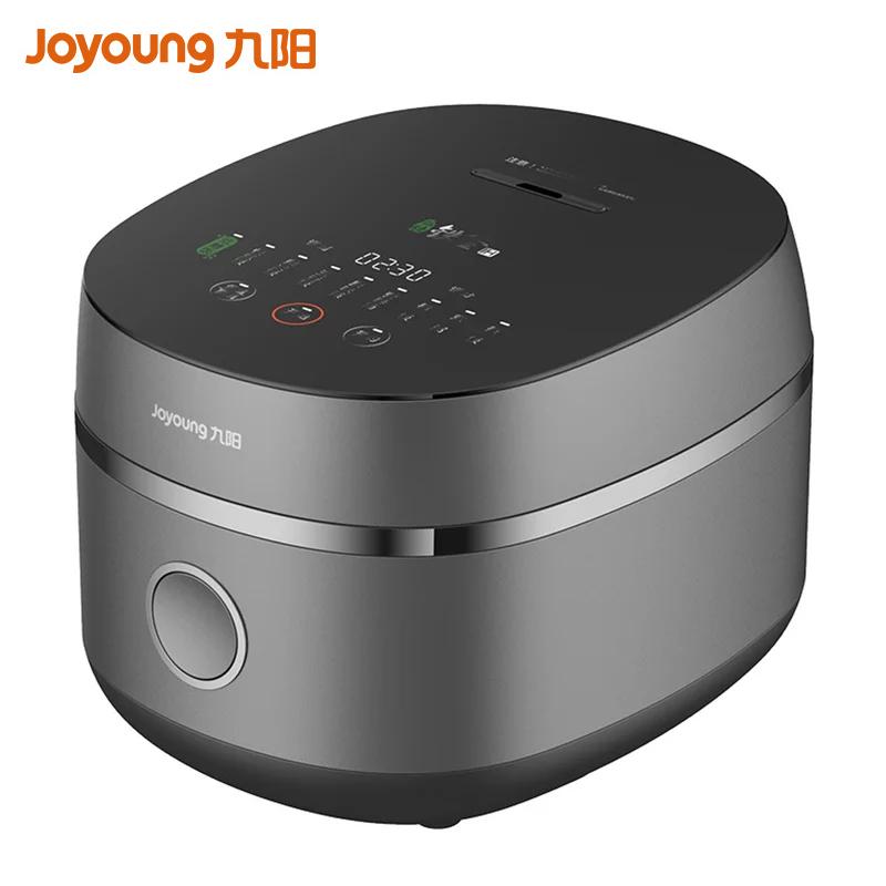 九阳(Joyoung)F-40TD01 铁釜内胆 电饭煲 IH电磁加热 太空灰色