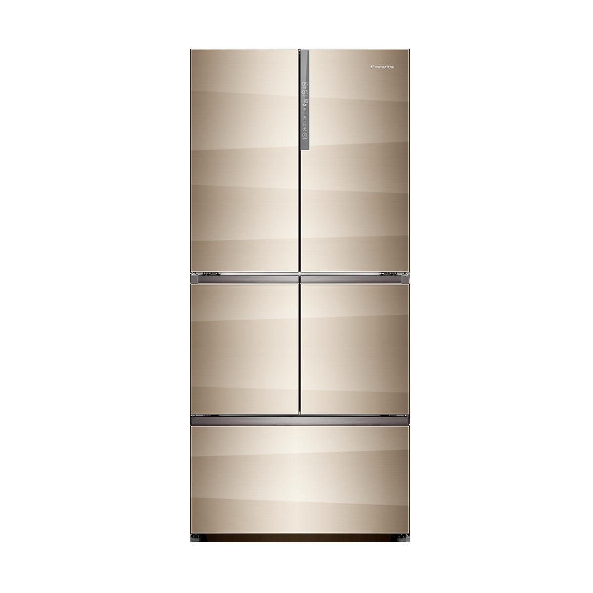 卡萨帝(Casarte)520升十字对开门变频风冷无霜冰箱多门嵌入式BCD-520WDCAU1