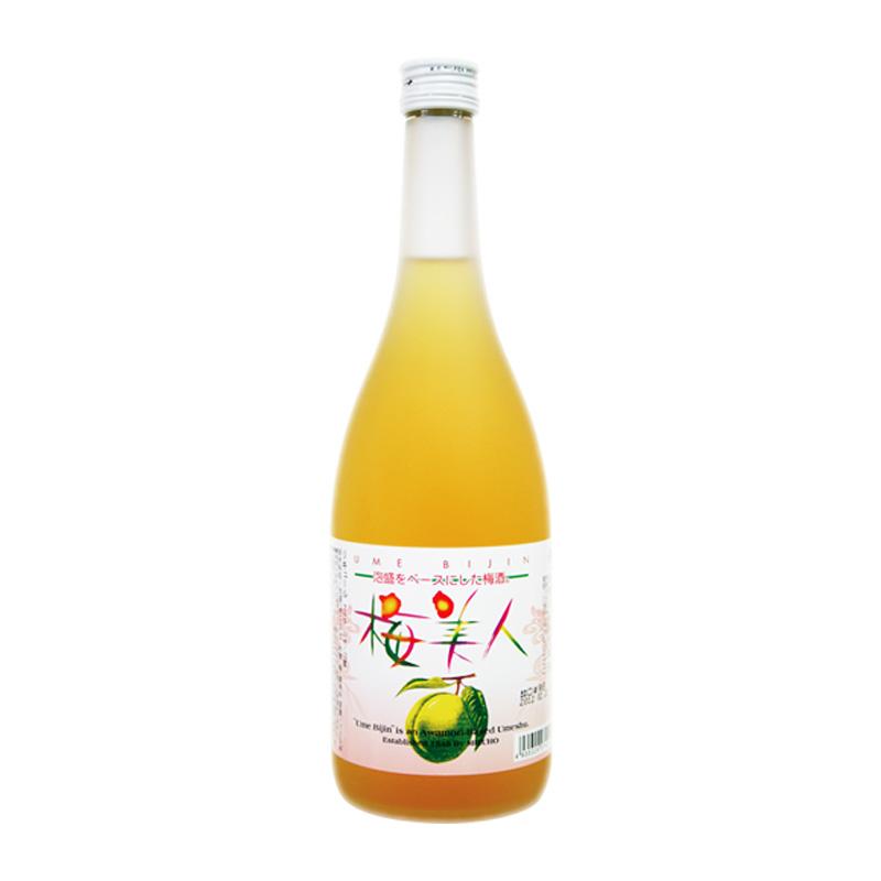 瑞穗酒造 冲绳梅酒 梅美人梅酒13度 泡盛梅酒720ml 冲绳产