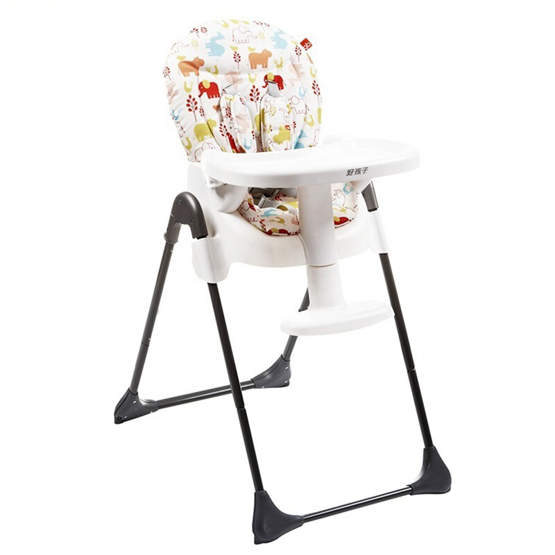 gb好孩子 婴幼儿便携式餐椅 可折叠 儿童餐椅 Y5800-J296(7个月-36个月)