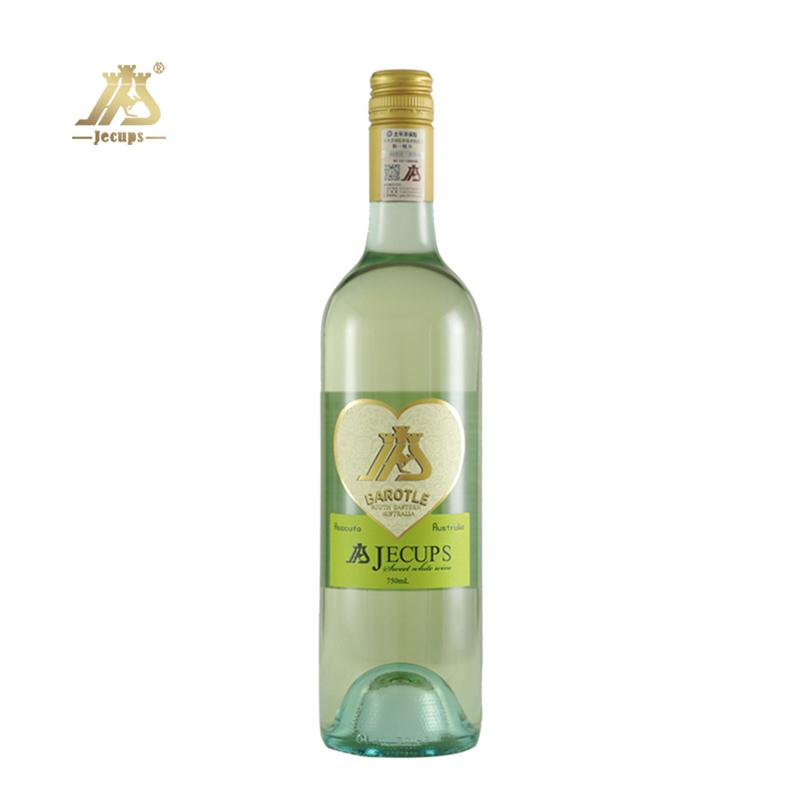 澳洲原装进口葡萄酒 吉卡斯  莫斯卡托白葡萄酒750ml单瓶装