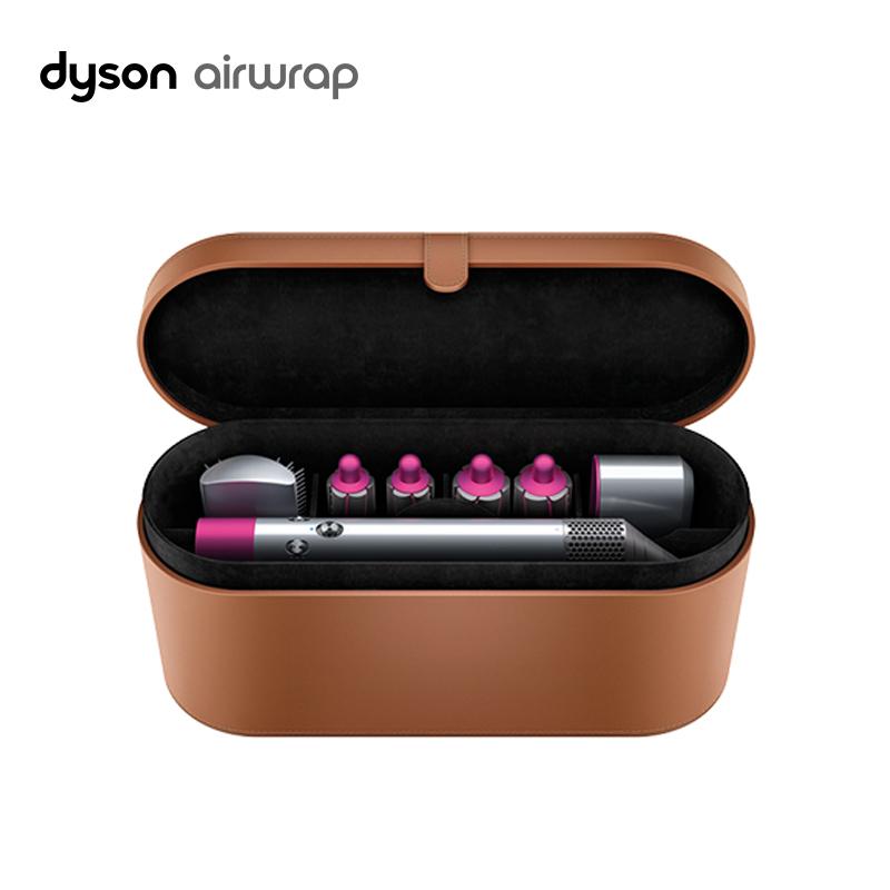 戴森(Dyson)美发造型器 Airwrap 卷发棒 吹风机 功能二合一 顺滑造型套装【正常/粗硬发质适用】