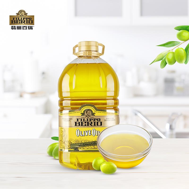 翡丽百瑞橄榄油5L