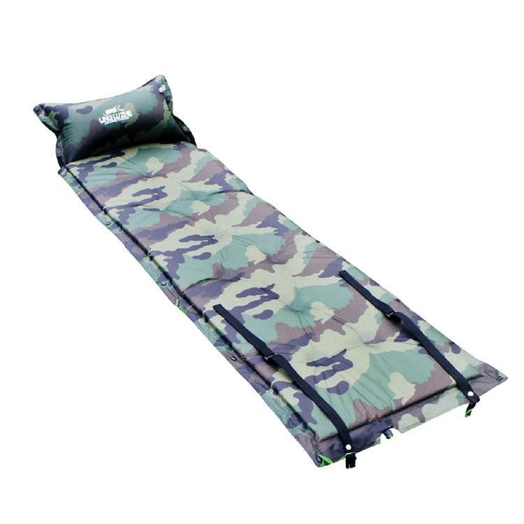领路者 LZ-2009户外露营帐篷充气垫 自动防潮垫可拼接
