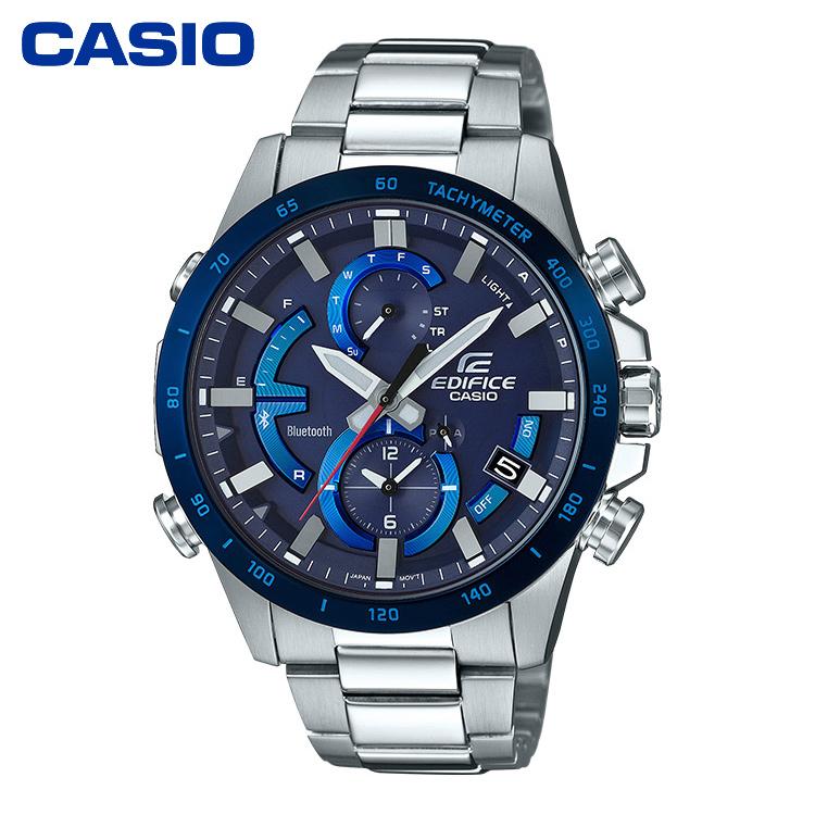 CASIO卡西歐EDIFICE系列EQB-900D防水男士手表