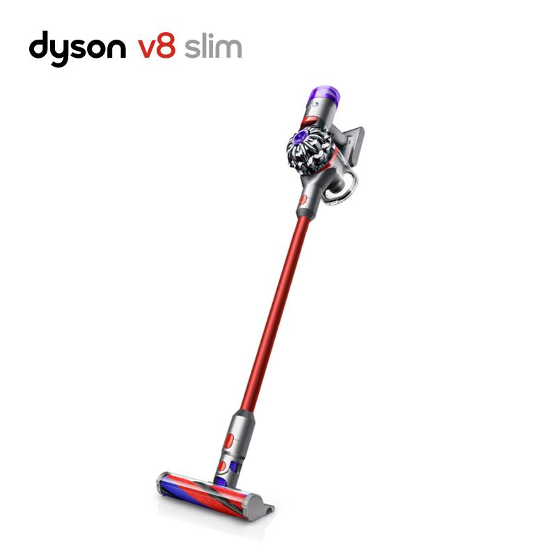 戴森(Dyson)吸尘器V8 SLIM手持吸尘器家用除螨无线宠物家庭适用