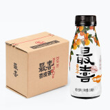 最喜 杏皮茶低糖版 果汁飲料 310ml*6瓶 整箱,最喜