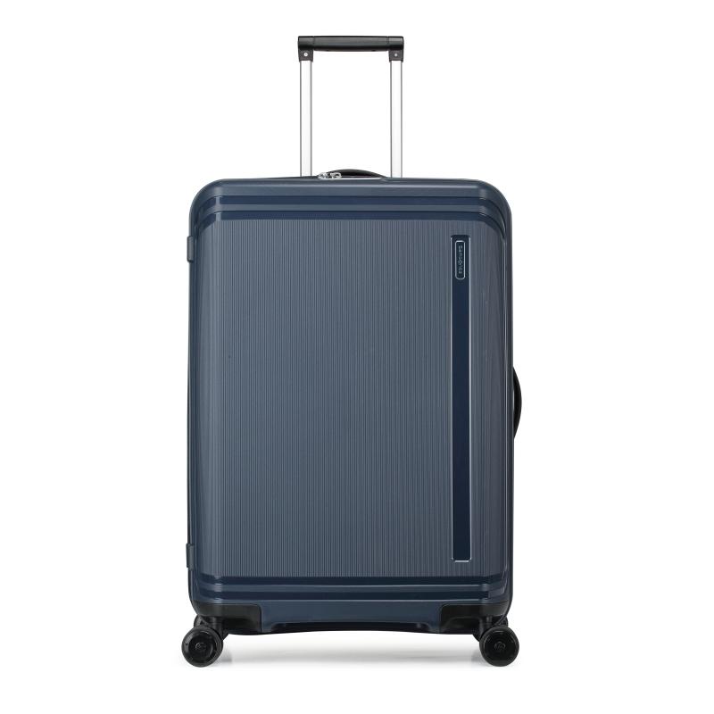 新秀丽时尚商务拉杆箱 20寸海军蓝HF8*41001