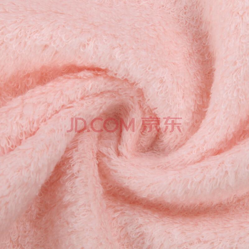 日本内野(UCHINO)棉花糖毛巾 纯棉无捻纱大毛巾 柔软 亲肤 吸水 P粉色 76g 34*84cm,内野(UCHINO)