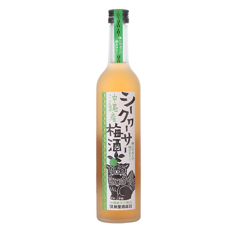 柠檬梅酒(配制酒)