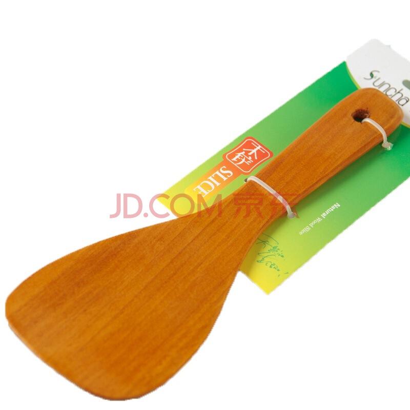 双枪(Suncha)木铲饭铲不沾米铲子饭勺 实用厨房小配件CZ2222,双枪(Suncha)