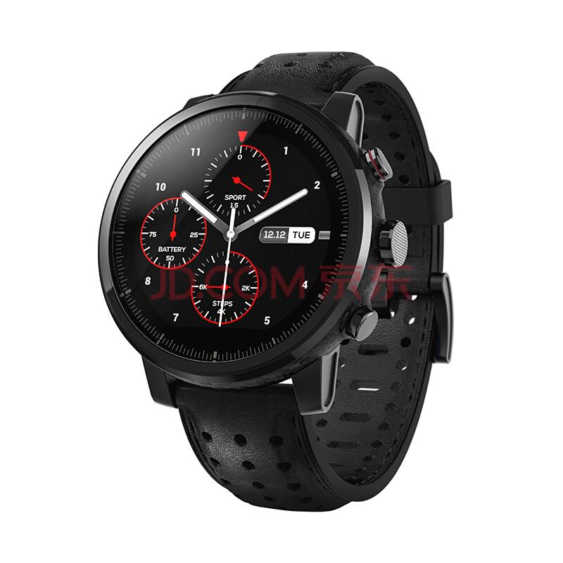 Amazfit 智能手表智能运动手表 2S尊享版 华米科技出品手表 GPS 50米防水 GPS,AMAZFIT