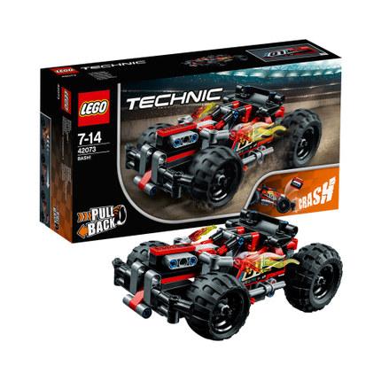 乐高机械组 男孩拼装积木赛车玩具 粉丝收藏 LEGO角色扮演小英雄