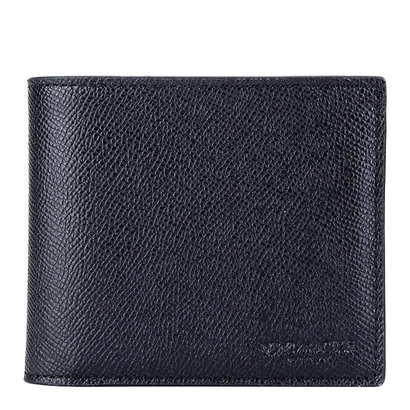 COACH/蔻驰 男士 短款对折钱包钱夹 59112