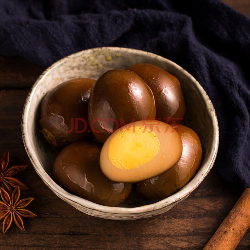 美好卤蛋30g*10休闲零食泡面搭档开袋即食鸡蛋 卤香风味特产,美好