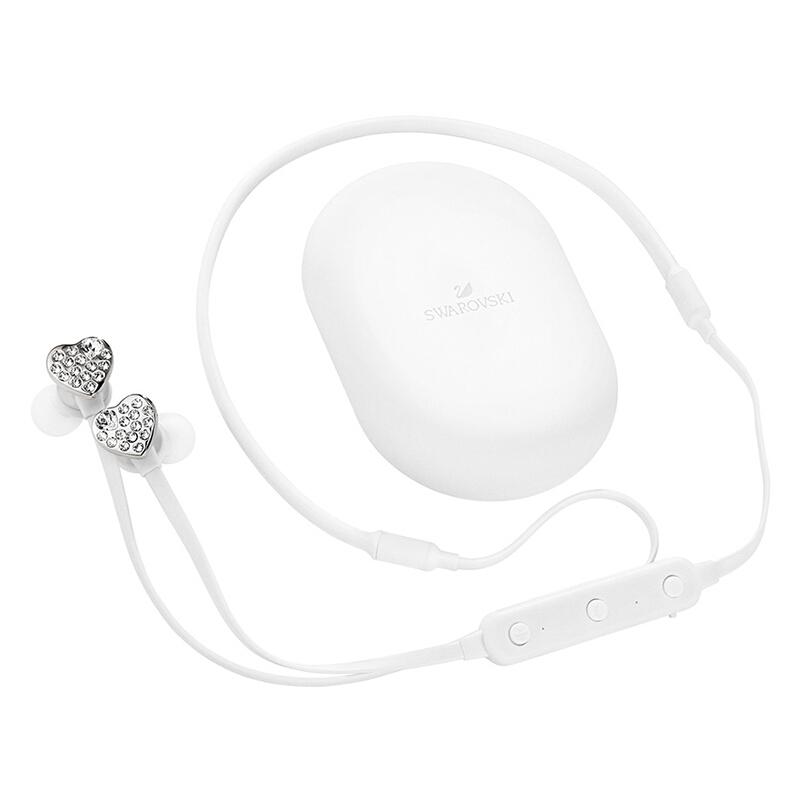 施华洛世奇 SWAROVSKI 5388212 蓝牙耳机(白)