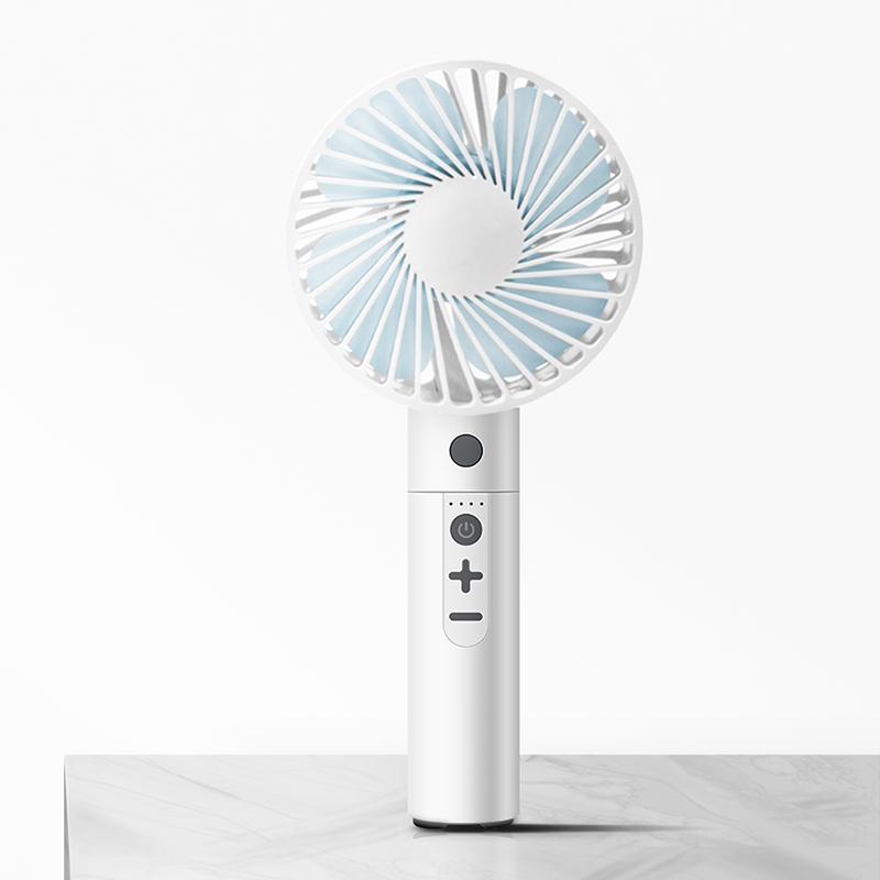 纽曼手持风扇(手机风扇+移动电源+照明+蓝牙音箱)BT09