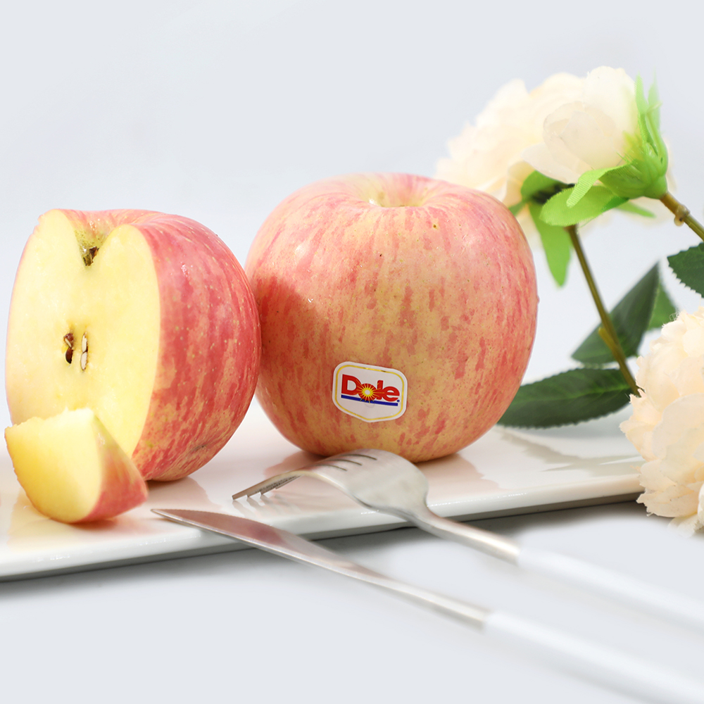 Dole都乐红富士苹果一级4kg约12-16个