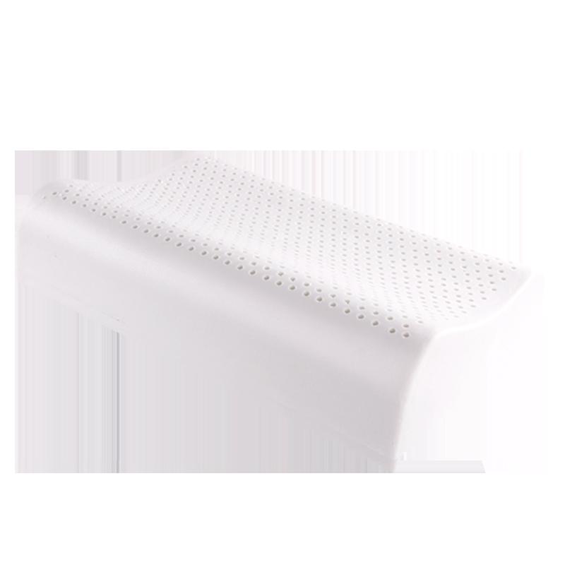 暖舒舒 泰国天然乳胶枕头 儿童学生睡眠颈椎枕芯 6~16岁可用