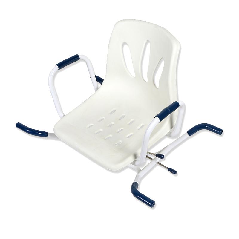 好步(HEPO)浴缸洗澡凳老人殘疾人洗澡椅固定靠背沐浴凳浴室凳 靠背固定式洗澡凳LQX-040006
