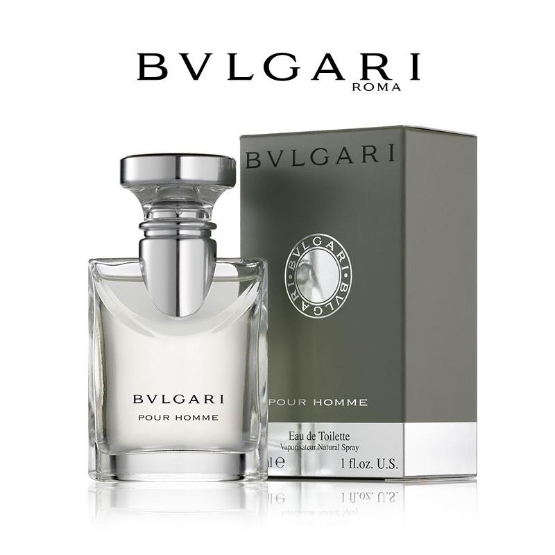 BVLGARI/宝格丽男士淡香水 大吉岭茶温暖木质男友香