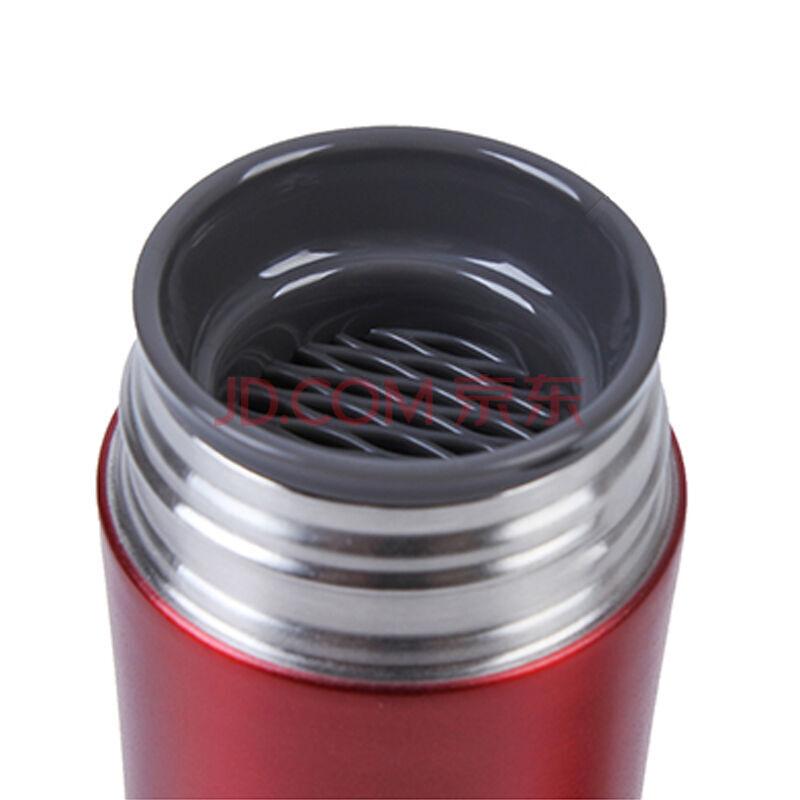 乐扣乐扣(LOCK&LOCK)户外保温杯 掌心保温杯真空防滑不锈钢学生水杯LHC4027R 红色 300ML,乐扣乐扣(LOCK&LOCK)