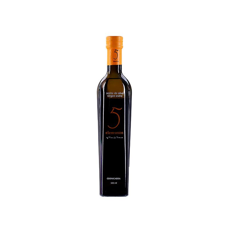 五元素 特级初榨橄榄油 500ml/瓶(山羊角)