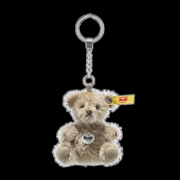 Steiff 史戴芙 钥匙挂件泰迪熊 收藏款 毛绒玩具 棕色 8cm 4001505040382