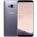 三星 Galaxy S8 4GB+64GB 烟晶灰(SM-G9500)全视曲面屏 虹膜识别 全网通4G 双卡双待,三星(SAMSUNG)