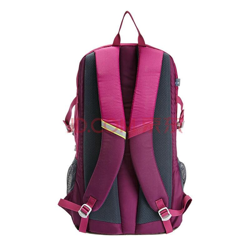 探路者(TOREAD)登山包 户外男女通款30升双肩背包 徒步旅行背包 ZEBF80609 艳紫/葡萄紫,探路者(TOREAD)