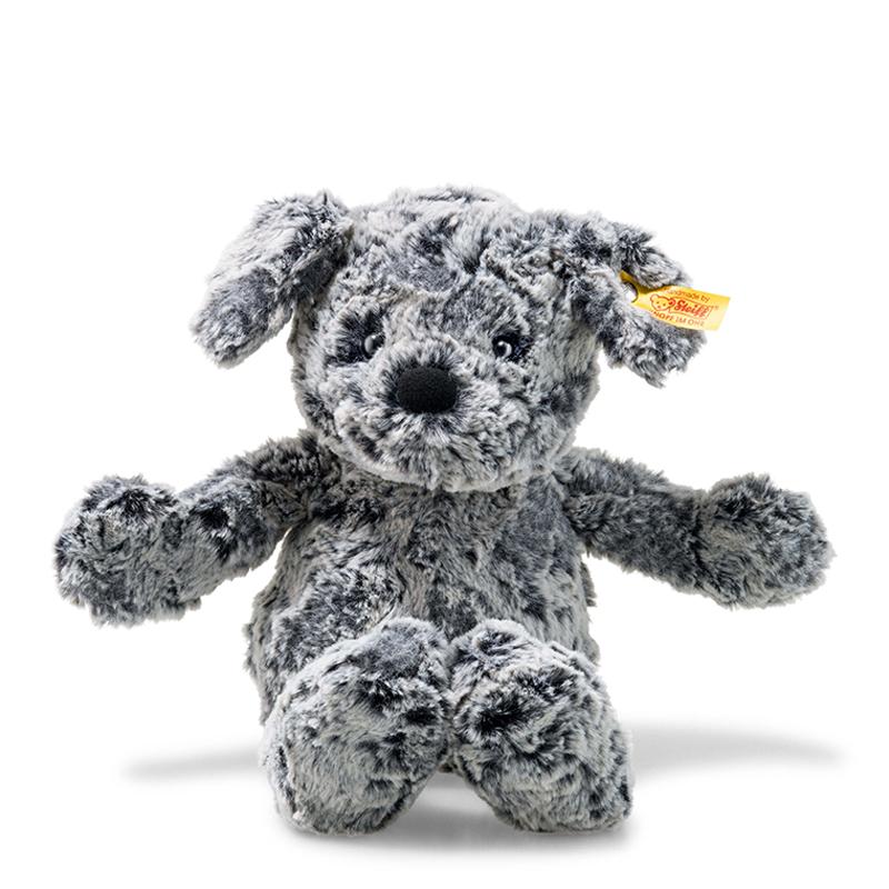 德国Steiff毛绒玩具Taffy玩具狗灰色 20cm 4001505083631