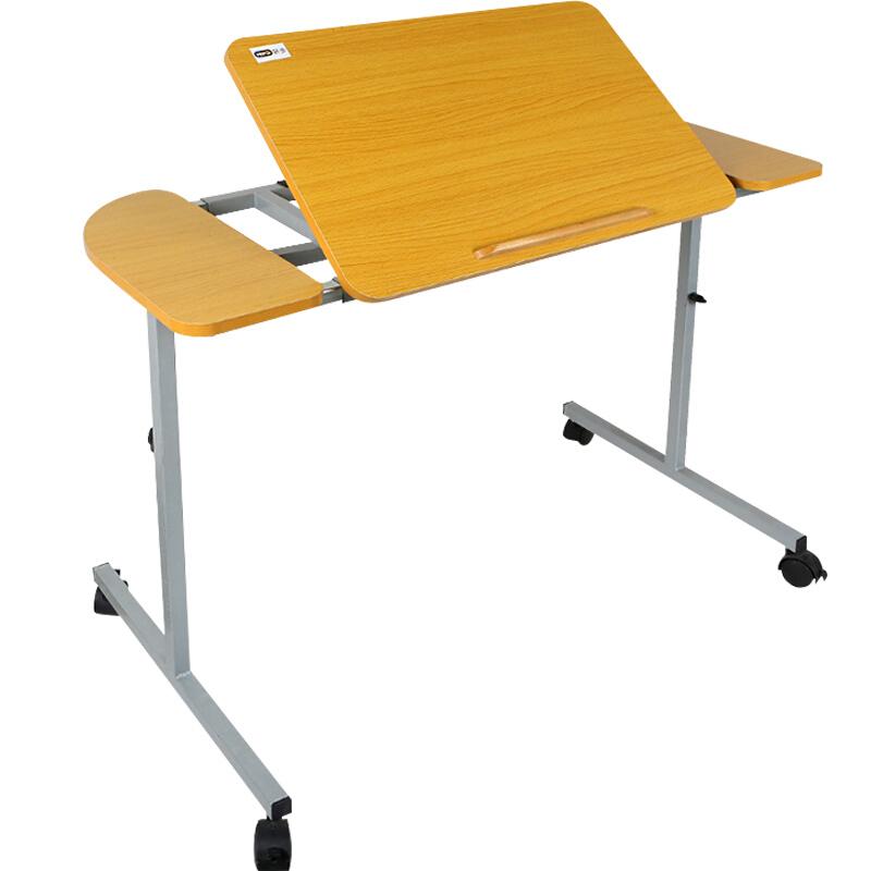 好步(HEPO)病人护理桌可移动升降床边桌LQX-070001