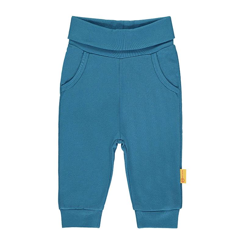 Steiff男婴针织裤 德国进口 蓝色男婴针织裤 L002011207