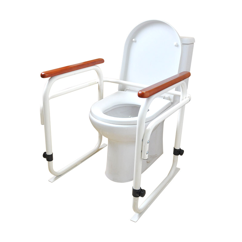 TacaoF/特高步 日本马桶安全扶手 卫生间厕所老人孕妇坐便辅助起身移动安全扶手防摔 EXH01