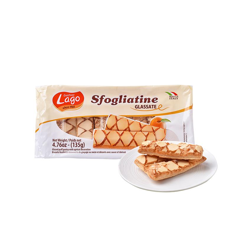 意大利進口愛利地干千層酥餅干135g