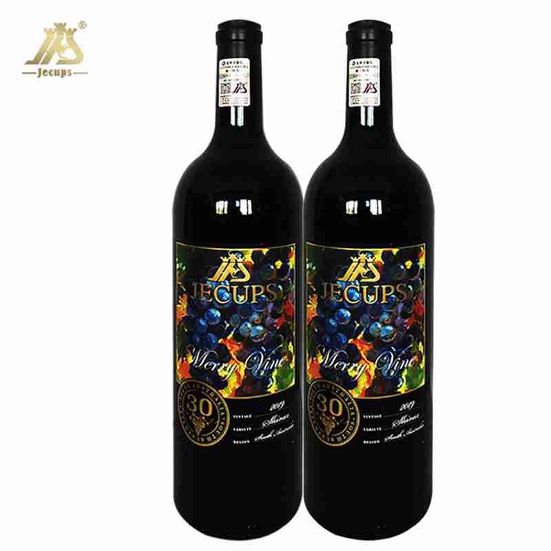 澳洲原装进口葡萄酒 吉卡斯藤悦(30)南澳西拉干红葡萄酒750ml*2瓶