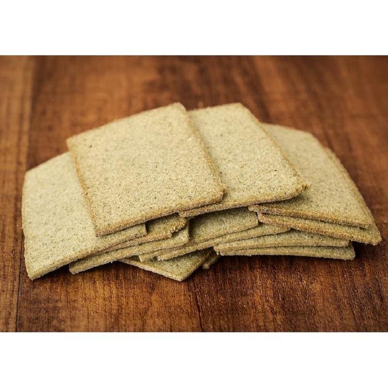 苔生片 草湖食品 传统零食糕点小吃 袋装280g*2包