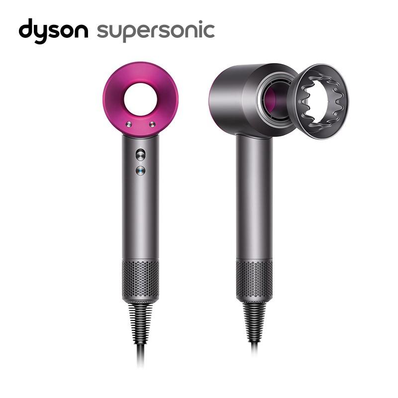 【戴森】新一代吹风机 Dyson Supersonic 电吹风 进口家用 礼物推荐 HD03 紫红色