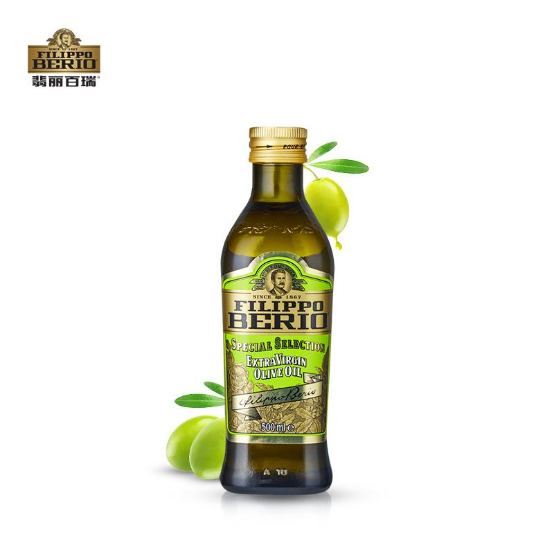 翡丽百瑞特级初榨橄榄油500ml