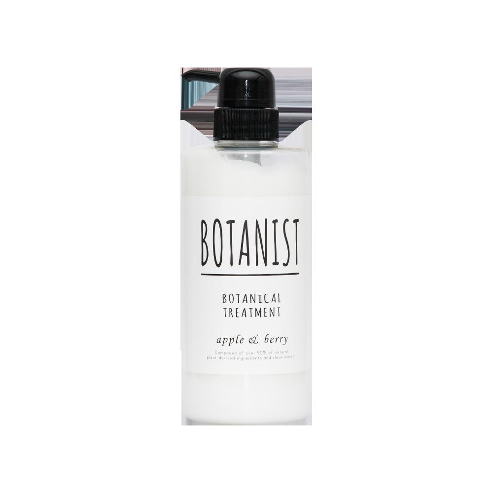 BOTANIST 纯天然植物无硅护发素 滋润型 490ml